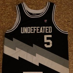 Undefeated Mesh Tank Top
